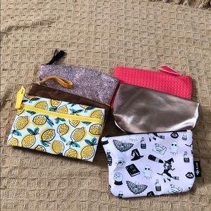 6 ipsy bags